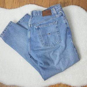 Tommy Hilfiger | Women's cropped boyfriend jeans